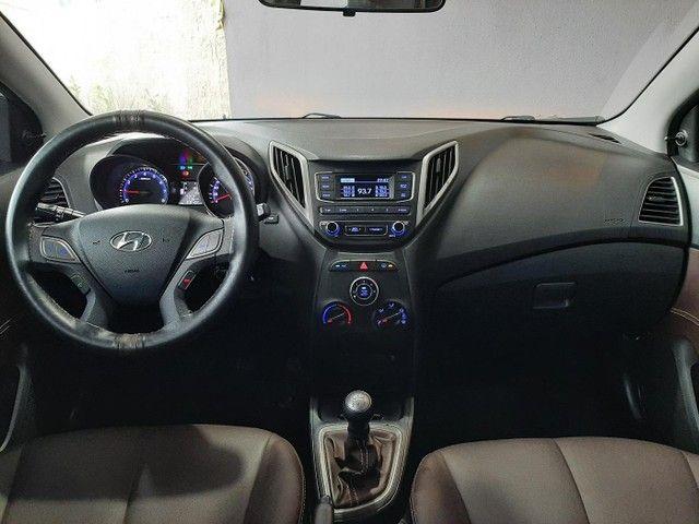Hyundai HB20 Unique 1.0 12v Flex 2019 Extra!!! - Foto 5