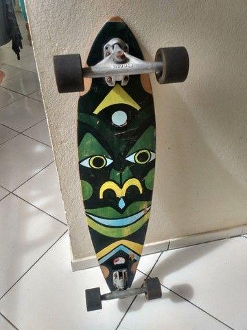 Vendo skate long  - Foto 2