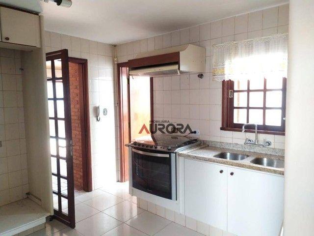 Sobrado com 4 dormitórios para alugar, 370 m² por R$ 5.700,00/mês - Araxá - Londrina/PR - Foto 10