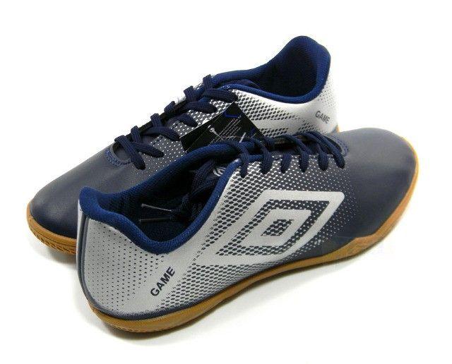 Chuteira Tenis Umbro Game Futsal mrh tam: 39 até 45 - Foto 4