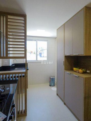 Apto à Venda Mobiliado com 3 Dormitórios e 2 Vagas - Bairro Lourdes - Foto 11
