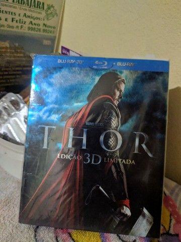 Blu ray Thor 3d+2d