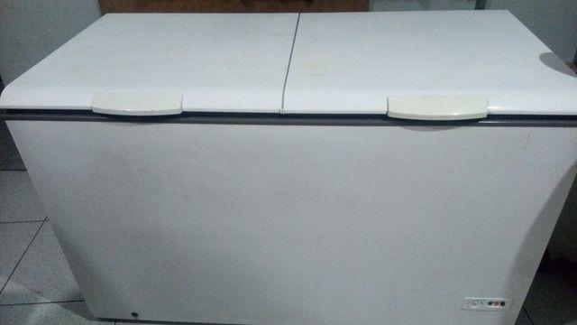 Freezer Refrigerador Consul Horizontal - Foto 2