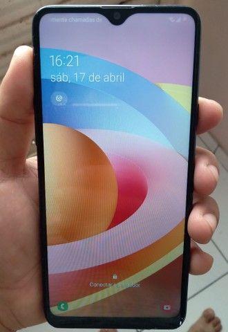 Lindo Samsung Galaxy A20s com carregador faço entrega aceito cartão  - Foto 4