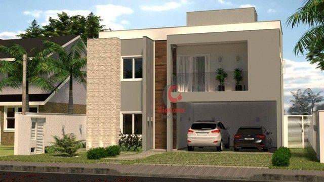 Casa com 4 Quartos Sendo 3 Suítes à venda, 220 m² por R$ 890.000 - Extensão do Bosque - Ri - Foto 17
