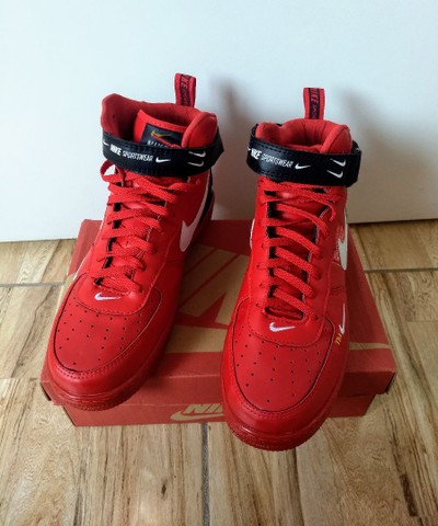 Basqueteira Nike Air Jordan