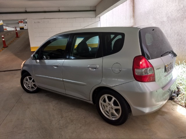 Honda Fit EX ano 2007/08 Completo