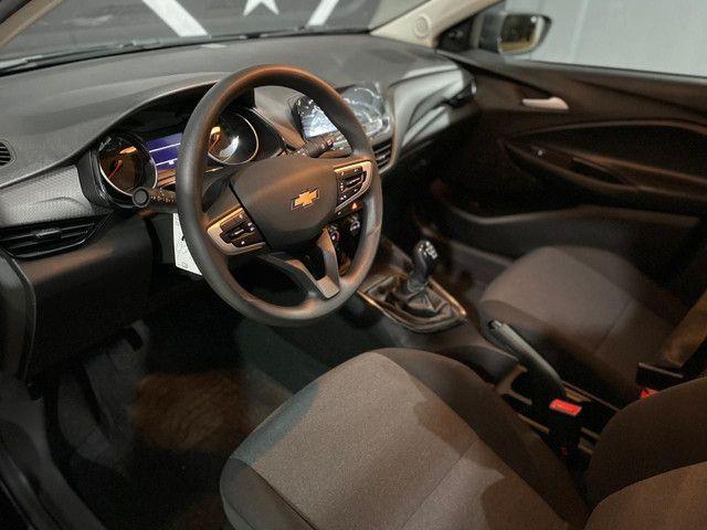 Novo Onix 1.0 - 2021 - Entrada Apartir de 10 mil (carro zero km) - Foto 5
