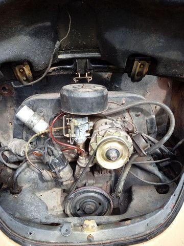 VW/Fuscão 1.500 - Foto 4