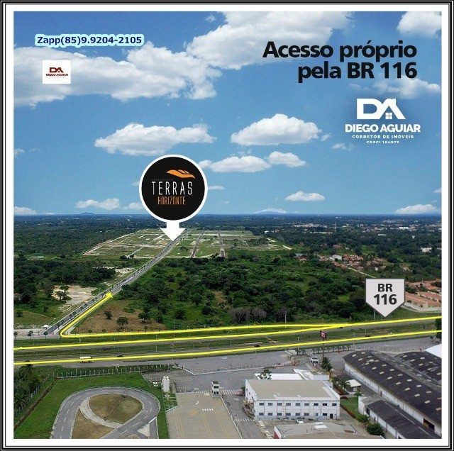 Loteamento Terras Horizonte%%%% - Foto 4