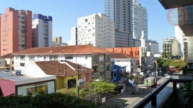 Apartamento com 3 dormitórios à venda, 155 m² por R$ 950.000,00 - Gonzaga - Santos/SP - Foto 8