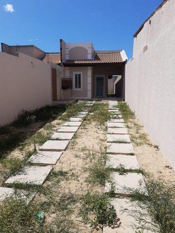 Lindas Casas Com Três Quartos na Pajuçara!