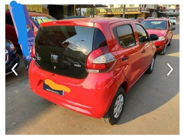 Fiat mobi 1.0 easy vermelho - Foto 2