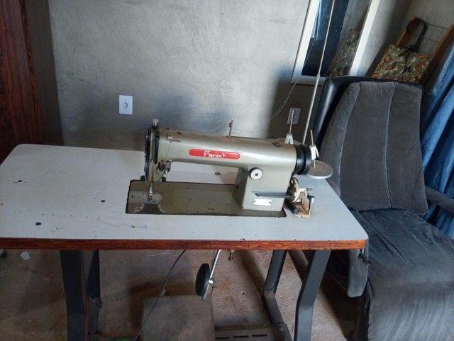 Maquina Reta Industrial (Parcelamos No Cartão) - Foto 3