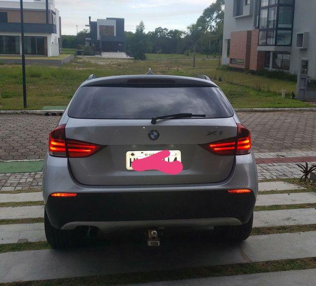 Bmw X1 , 4x4 , aceita troca maior valor BMW X5, GLC 250, Range Rover , Audi,Cayenne - Foto 13