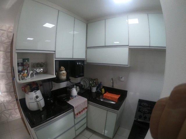 Apartamento em Morada de Laranjeiras, 2 Quartos, Semi-Mobiliado...Lindo Demais! - Foto 4