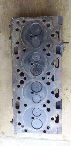 Cabeçote motor perkins 4 cilindros - Foto 4