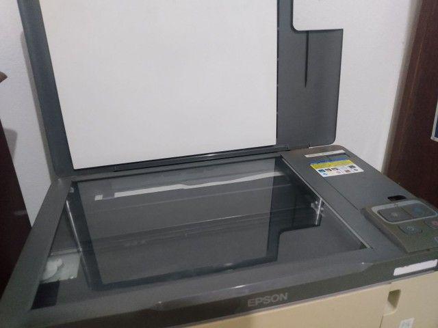 Computador positivo/Impressora Epson - Foto 3