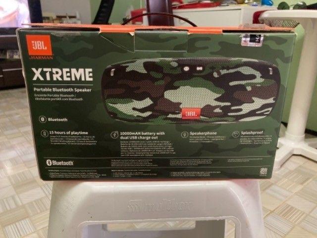 Caixa de som Jbl xtreme  - Foto 2