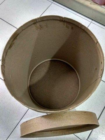 Barrica de papelão 60 litros - Foto 2