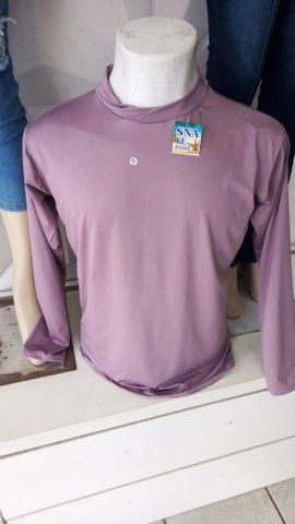 Camisa UV 50% no Atacado! - Foto 4