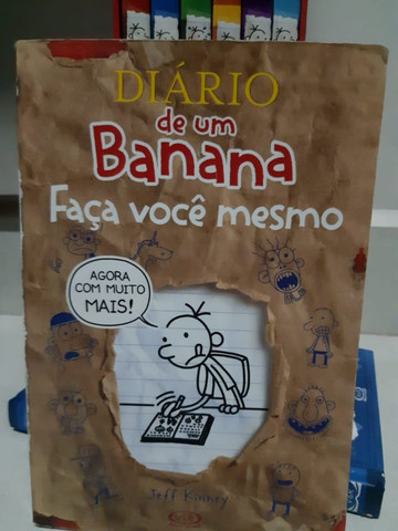 Diário de um banana-Coleção completa - Foto 3