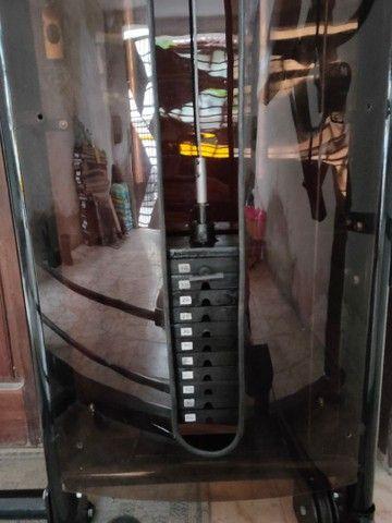 Máquina de Gluteo Linear - Foto 3