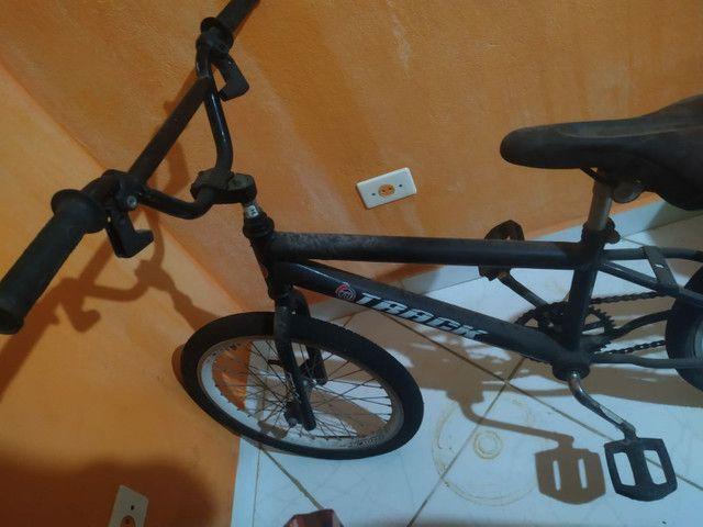 Bicicleta Bmx Track Aro 20