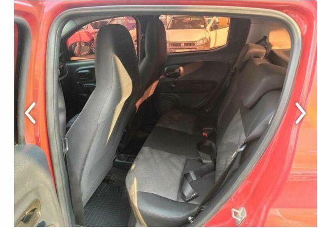 Fiat mobi 1.0 easy vermelho - Foto 3