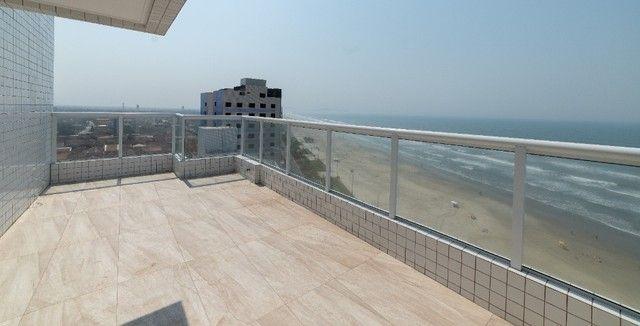 Cobertura Duplex Novíssima no Caiçara, Praia Grande!!! - Foto 17