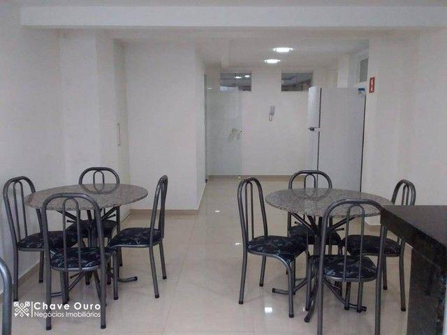 Apartamento com 2 dormitórios para alugar, 95 m² por R$ 1.100,00/mês - Centro - Cascavel/P - Foto 18