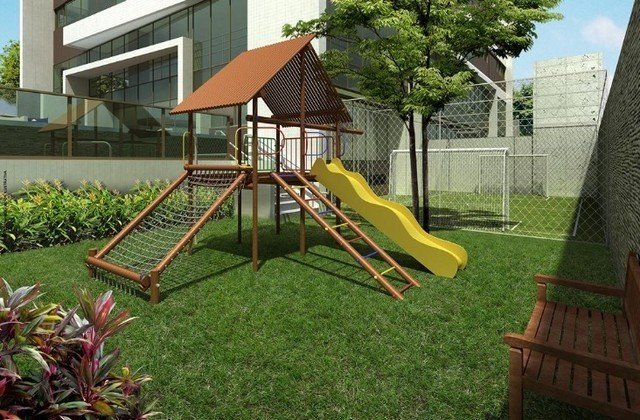 JS- Lançamento na Beira Mar de Casa Caida - 144m²   Varanda Gourmet Holanda Prime - Foto 13