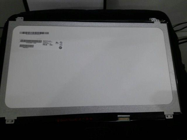 display (tela) para Acer ou lenovo serve em outros tb , seminova - Foto 2