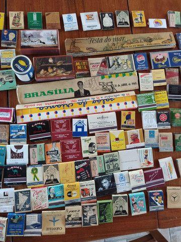 Oportunidade Coleção caixas de fósforo - Foto 2