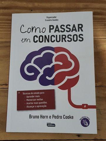 Livro Como Passar Em Concursos Públicos
