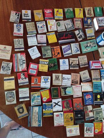 Oportunidade Coleção caixas de fósforo