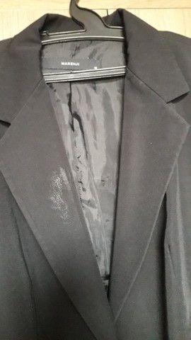 Blazer e casaco