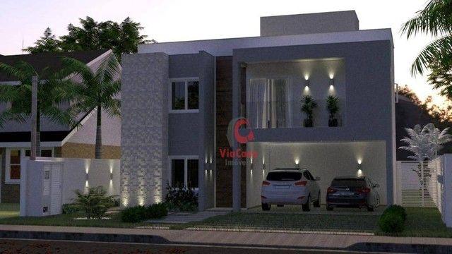 Casa com 4 Quartos Sendo 3 Suítes à venda, 220 m² por R$ 890.000 - Extensão do Bosque - Ri - Foto 15