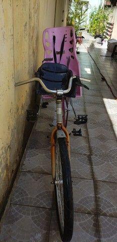 Bike com cadeirinhas  - Foto 2
