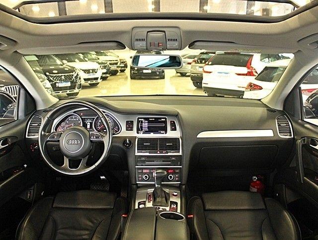 Audi Q7 3.0 V6T TFSI QUATTRO 4P GASOLINA AUT - Foto 5