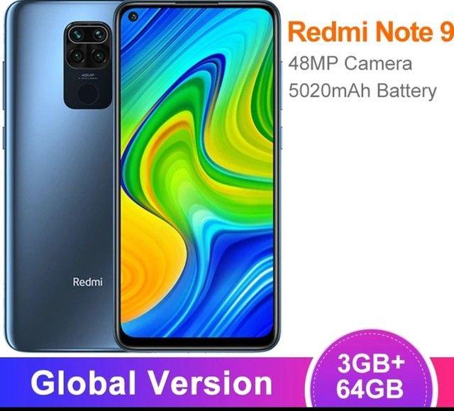 Celular Redmi Note 9 - Foto 4