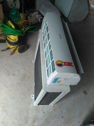 Ar-condicionado 12 mil BTUs  - Foto 4
