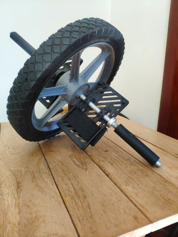 Roda multifuncional para abdominal - Foto 2