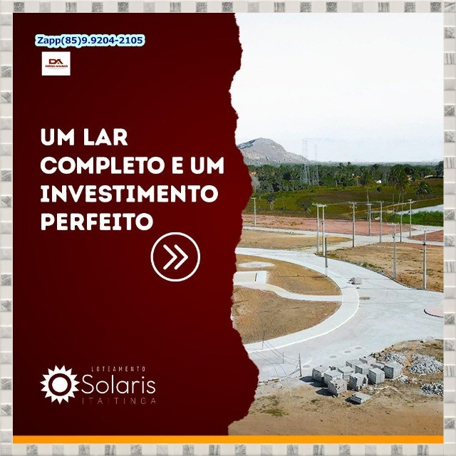 Loteamento Solaris Gererau.!#@! - Foto 9