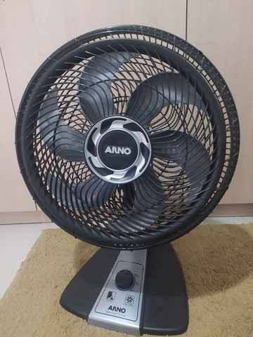 Ventilador De Mesa 40cm Silence Force Arno Vf40