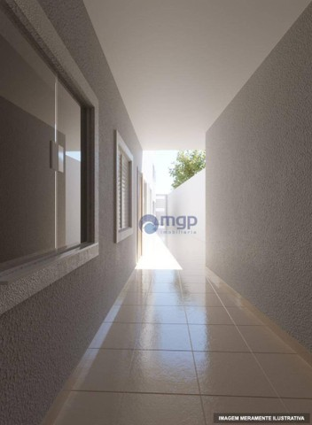 Apartamento com 2 dormitórios à venda, 47 m² por R$ 279.000 - Vila Dom Pedro II - São Paul - Foto 14