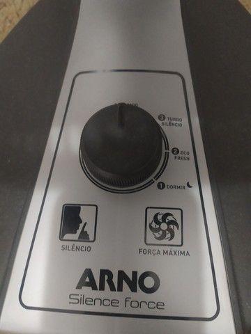 Ventilador De Mesa 40cm Silence Force Arno Vf40 - Foto 2