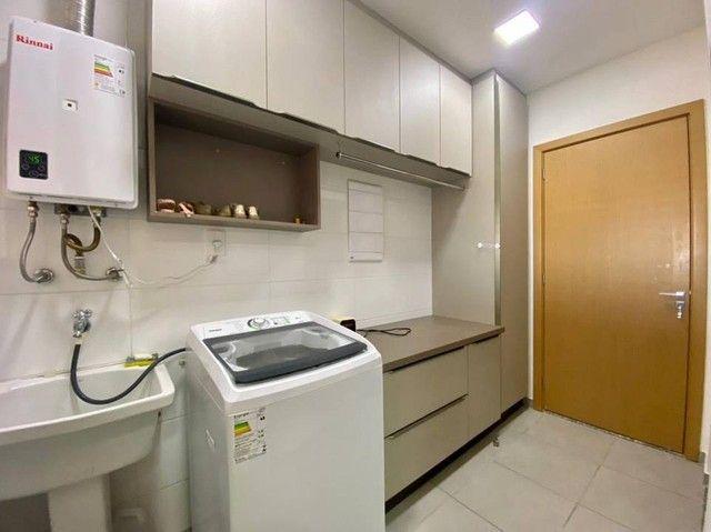 Apartamento no Edifício Square Residence - Plaenge, 132 m², 3 suítes - Foto 10