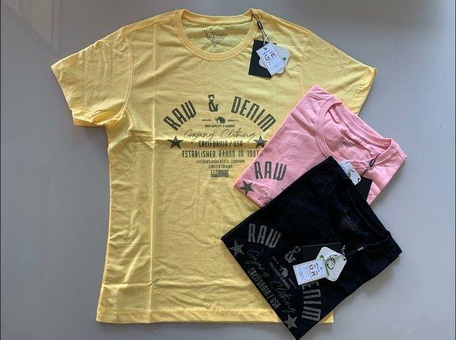 Camisas no precinho