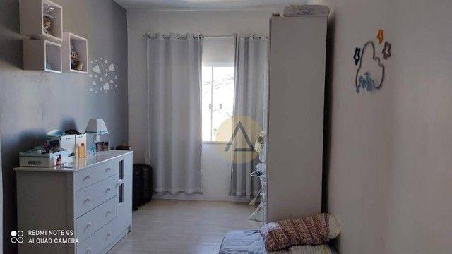 Casa com 2 dormitórios à venda, 89 m² por R$ 290.000,00 - Lagoa - Macaé/RJ - Foto 12